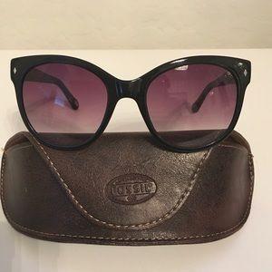 Fossil Wayfarer Sunglasses